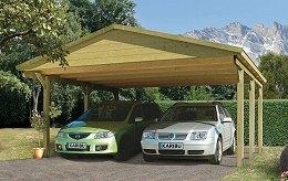 bausatz carport. Black Bedroom Furniture Sets. Home Design Ideas