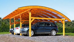 Carport Bogendach Carports